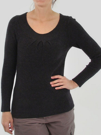Women's Vona™ Long-Sleeve Scoop Sweater