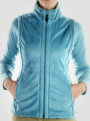 Women's Persian Print™ Fleece Vest