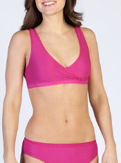 Women's Give-N-Go® Cross Over Bra