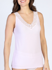 Women's Give-N-Go® Lacy™ Tank Top