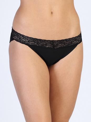 Women's Give-N-Go® Lacy™ Low Rise Bikini