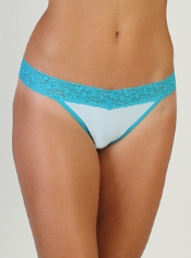 Women's Give-N-Go® Lacy™ Thong