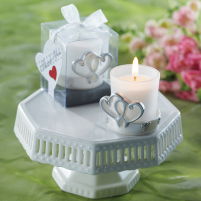 Hearts Votive Candle Wedding Favor You May Also Like You May Also Like