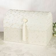 Elegant Wedding Gift Card Box