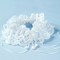 Sparkle Sensation Bridal Garter