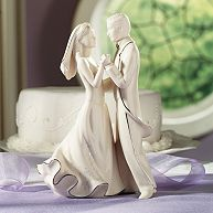 Lenox Wedding Cake Topper