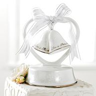 Lenox Love Is Patient Cake Topper