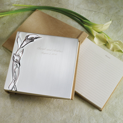 Calla Lily Wedding Guest Book You May Also Like You May Also Like