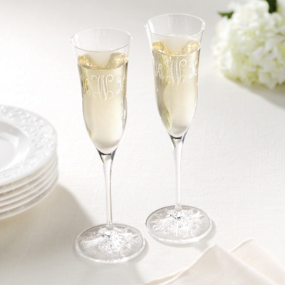 Clearly Waterford Wedding Toasting Flute Pair You May Also Like