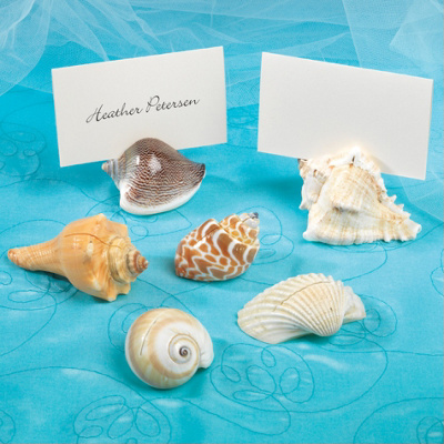 Sea Shell Wedding Place Card Holders You May Also Like You May Also Like