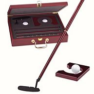 Personalized Office Golf Set for Groomsmen
