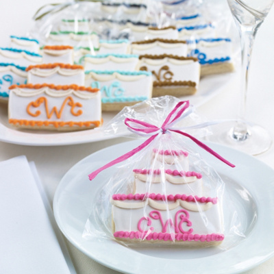 Personalized Wedding Cake Cookie Wedding Favor You May Also Like
