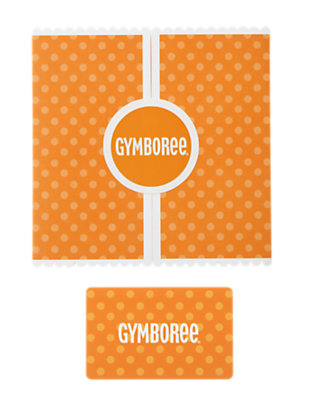 Baby Gift Card by Gymboree