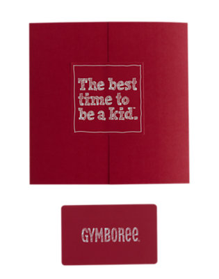 Holiday Gift Card by Gymboree
