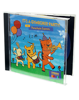 Toddler Boys Multi It's a Gymboree Party! CD by Gymboree