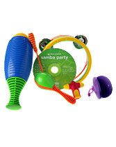 Samba Set with CD