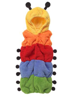 Rainbow Glow Worm Costume by Gymboree