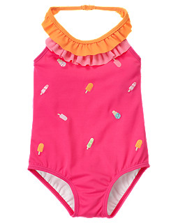 Popsicle One-Piece Swimsuit