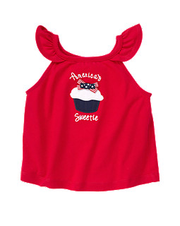 America's Sweetie Tank Top
