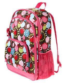 Circle Dots Backpack