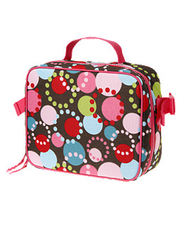 Circle Dots Lunchbox