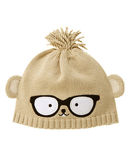 Beaver Sweater Hat