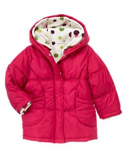 Three-In-One Hooded Snow Jacket