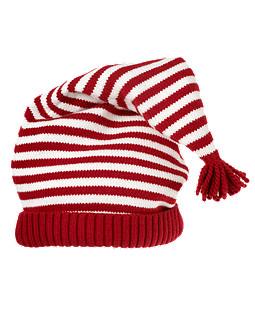 Stripe Sweater Hat