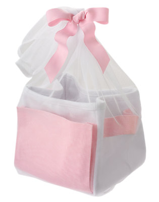 Baby Ultra Pink Pink Gift Packaging Tote by Gymboree
