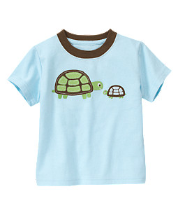 Turtle Friends Tee