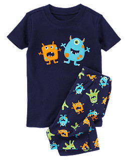 Monster Shortie Two-Piece Gymmies<sup>®</sup>