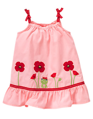 Pink Poppy Friends Sundress by Gymboree