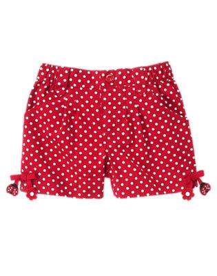 Ladybug Red Dot Ladybug Dot Short by Gymboree