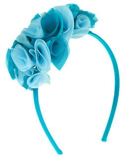 Ruffle Headband