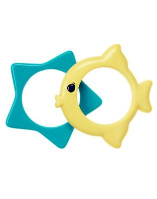 Sunshine Yellow Fish Star Bangle by Gymboree