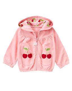 Cherry Pocket Hoodie