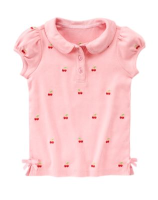 Kid Girl 2012 Fall Transition Cherry Line