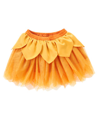 Toddler Girls Sunflower Yellow Sunflower Tutu by Gymboree