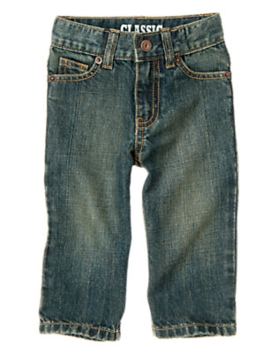 Denim Classic Jean by Gymboree