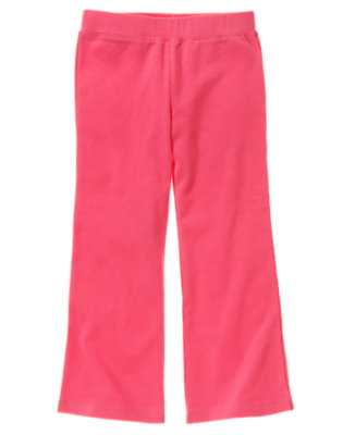 Pretty Pink Flare Pant by Gymboree