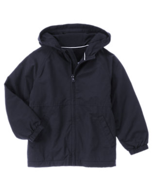 Gym Navy Uniform Jacket by Gymboree