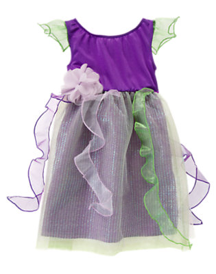Pixie Purple Pretty Pixie Costume by Gymboree