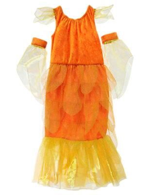 Tropical Yellow Glamorous Goldfish Costume by Gymboree