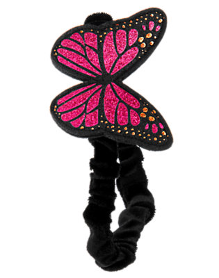 Black Baby Bright Butterfly Fruffle by Gymboree