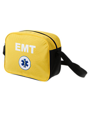 Bright Yellow Junior EMT Bag by Gymboree