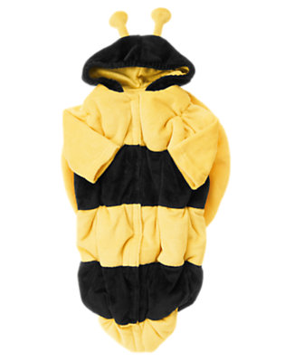 Honey Yellow Baby Bumblebee Costume by Gymboree