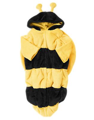 Honey Yellow Baby Bumblebee Costume by Gymboree