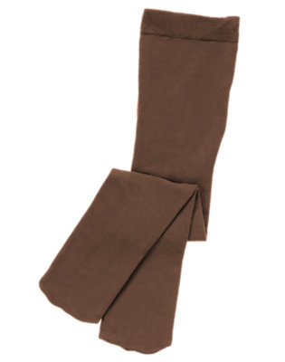 Brown Tight by Gymboree