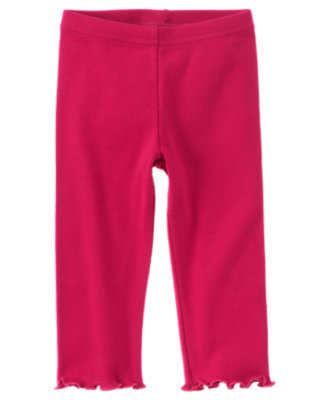 Raspberry Pink Legging by Gymboree