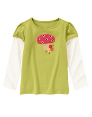 Kid Girl   Woodland Friends Line   Fall 2012